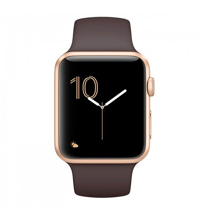 Apple Watch Series 2 – Caja 42 mm